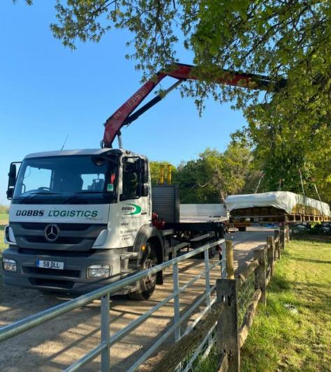 Dobbs Crane Lorry - HIAB